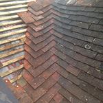Peg tiled roof: Image 12 of 29