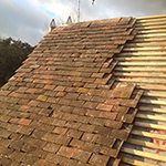 Peg tiled roof: Image 15 of 29