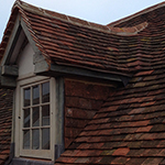 Peg tiled roof: Image 17 of 29
