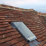 Peg tiled roof: Image 20 of 29