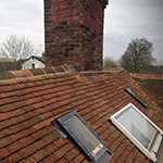 Peg tiled roof: Image 26 of 29