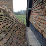 Peg tiled roof: Image 29 of 29