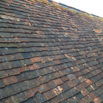 Peg tiled roof: Image 4 of 29