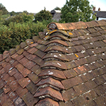 Peg tiled roof: Image 8 of 29